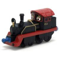 Chuggington Паровозик Чаггингтон Старина Пит LC54006 StackTrack Old Puffer Pete