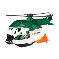 Matchbox Машинка Вертолёт Cloud Chopper Work-Ready 1:24 slace Die-Cast Vehicle