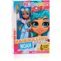 Hairdorables старшие сестры Ноа JPL23822 Hairmazing Noah Fashion Doll