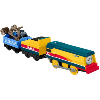Fisher-Price моторизованный паровозик Ребекка FXX57 Thomas Friends TrackMaster Motorized Rebecca Engine