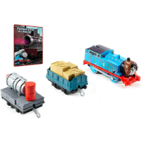 Fisher-Price моторизованный паровозик Томас реактивный DFN24 Thomas Friends TrackMaster Thomas and the Jet Engine