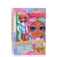 Hairdorables старшие сестры Ди ди Hairmazing Dee Dee Fashion Doll