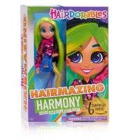 Hairdorables старшие сестры Гармония JPL23824 Hairmazing Harmony Fashion Doll