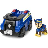 Paw Patrol Щенячий Патруль Гонщик Чейз на машине 20114308-6053747 Chase's Patrol Cruiser Vehicle