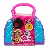 Just play Barbie Барби питомец сюрприз в сумке переноске 62630 Pet Carriers Blind Bag 2 Pack