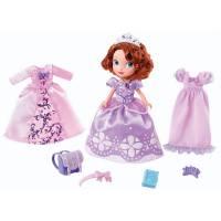 638a80d0 Disney Sofia The First София прекрасная и королевская мода Sofia's Royal  Fashion Doll with Gown