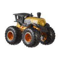 Hot Wheels Monster Jam Внедорожник джип Loco Punk demolition doubles 9/16