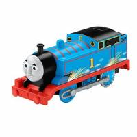 Fisher-Price Паровозик Томас со световыми эффектами DVG04 Thomas Train TrackMaster Speed Spark