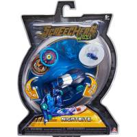 Screechers Wild L1 Дикие Скричеры Машинка трансформер Найтбайт US683115 Nitebite Flipping Morphing Toy Car Vehicle