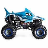 Hot Wheels Monster Jam Внедорожник джип акула 1:24 Scale megalodon Trucks Vehicle