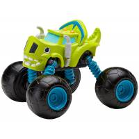 Fisher-Price Вспыш и Чудо-машинки Зег трансформер DKV78 Monster Morpher Zeg Blaze and The Monster Machines