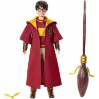 Harry Potter Гарри Поттер игра в квиддич GDJ70 Collectible Quidditch Doll