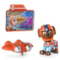Paw Patrol Щенячий патруль Зума морской патруль Sea Patrol Light Up Zuma Pup Pack Mission Card