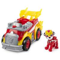 Paw Patrol Щенячий патруль Могучие Щенки Маршал Mighty Pups Super Paws Marshall's Deluxe Vehicle