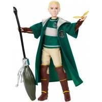 Harry Potter Гарри Поттер игра в квиддич Драко Малфой GDJ71 Draco Malfoy Collectible Quidditch Doll