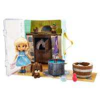 Disney Animators' мини аниматоры Золушка в чемоданчике Collection Cinderella Mini Doll Playset