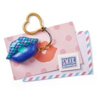 S.W.A.K. Интерактивный брелок поцелуй 4117 Mermaid Sparkle Kiss Interactive Kissable Key Chain