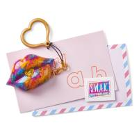 S.W.A.K. Интерактивный брелок поцелуй Glitz 'N' Glam Kiss Interactive Kissable Key Chain