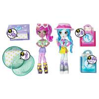 Off the Hook Летний отпуск Вивьен и Мила Summer Vacay Vivian Mila Mini Doll 2-Pack