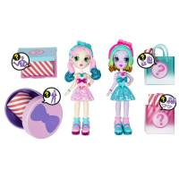 Off the Hook Весенний танец Ная и Дженни Naia Jenni Spring Dance Mini Doll 2-Pack