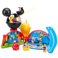 Disney Игровой набор клуб Микки Мауса Mickey Mouse Clubhouse Delux Play Set
