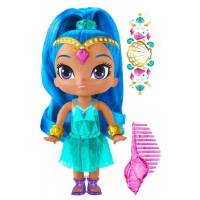 Fisher-Price Кукла Шайн Шиммер и Шайн на пляже Shimmer Shine Genie Beach Shine Doll Nickelodeon