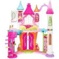 Barbie Барби Дримтопия дворец Свитвиль Dollhouse Dreamtopia Magic Sweetville Castle
