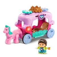 VTech Go! Go! карета для принцесс Smart Friends Trot and Travel Royal Carriage