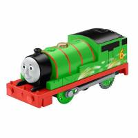 Fisher-Price Паровозик перси скорость и искры DVG05 Thomas Train TrackMaster Speed Spark Percy Set