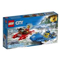 Lego City Погоня по горной реке 60176 Wild River Escape