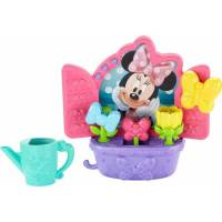 Fisher-Price Игрушка для ванны цветочник Минни Маус Disney Minnie Mouse Bow-tiful Bath Blooms