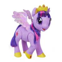 My Little Pony Интерактивная пони Твайлайт Спаркл The Movie My Magical Princess Twilight Sparkle Interactive Plush