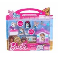Just play Barbie Барби ветлечебница Pets Play Set Vet Hopsital