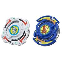 Beyblade Бейблейд 2 волчка Драгон Шторм и Дранзер Dragoon Storm and Dranzer S Burst Evolution Dual Pack