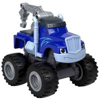 Fisher-Price Вспыш и чудо-машинки Крушила Tow Truck Crusher Blaze and the Monster Machines Die Cast