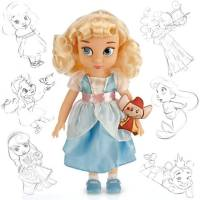 Disney Animators´ малышка Золушка аниматор Cinderella Collection Doll