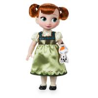 Disney Animators´ малышка Анна аниматор frozen anna Collection Doll