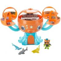 Octonauts Октонавты Октобаза Подводная станция Квайзия с акулами Octopod Shark Adventure Playset