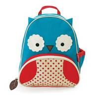 Skip Hop Zoo Рюкзак Сова Owl Little Kid Backpack