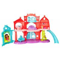 Fisher-Price Замок Доры Dora and Friends - Puppy Palace Adventure