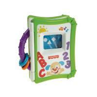 Fisher-Price Книжка чехол для малышей для iphone и ipod Storybook Reader Touch Devices