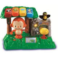 Vtech Интерактивная музыкальная игрушка зоопарк learn and dance interactive zoo musical toy