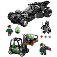 Lego Super Heroes DC Comics Перехват криптонита 76045 Kryptonite Interception