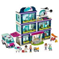 LEGO Friends Клиника Хартлейк Сити Heartlake Hospital 41318 Building Kit