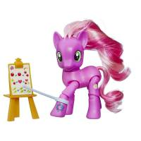 My Little Pony учительница Черили Explore Equestria Cheerilee Teaching Poseable Pony