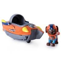 Paw Patrol Зума на морском патрульном транспорте Zuma's Transforming Sea Patrol Vehicle