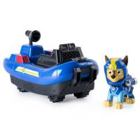 Paw Patrol Чейз на морском патрульном транспорте Chase's Transforming Sea Patrol Vehicle