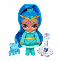 Fisher-Price Шайн серия Зимние желания Nickelodeon Shimmer & Shine Winter Wishes Shine