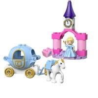 Lego Duplo Карета Золушки 6153 Disney Princess Cinderella's Carriage