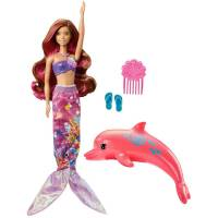 Barbie Барби Волшебная трансформация Магия Дельфинов Dolphin Magic Transforming Mermaid Doll FBD64